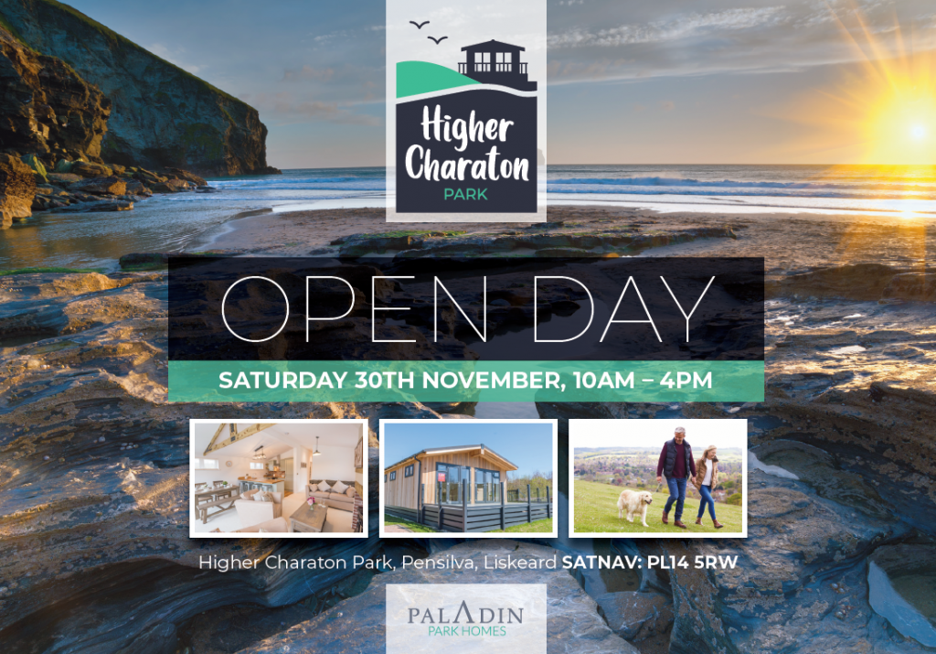 Higher Charaton Open Day 30th Nov