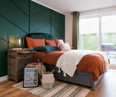 Higher Charaton Park Bedroom 1